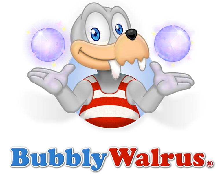 bubbly walrus - educational games